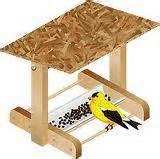 Simple Bird Feeder Plans Pictures
