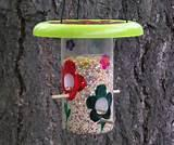 Photos of Homemade Bird Feeder
