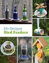 Photos of Bird Feeders Vt